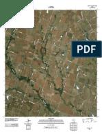 Topographic Map of Seaton