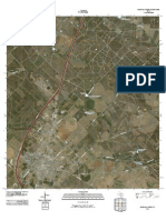 Topographic Map of Pearsall North