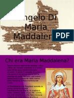 Vangelo Secondo Maria Maddalena
