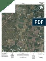 Topographic Map of Woodsboro