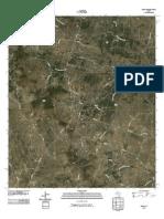 Topographic Map of Izoro