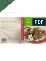 200 Super Salads Hamlyn All Colour Cookbook