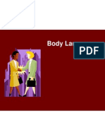 Body Language 3