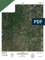 Topographic Map of Rockaway Creek