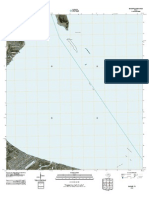 Topographic Map of Bacliff