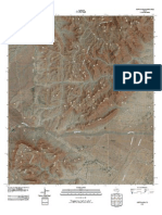 Topographic Map of Nutt Ranch