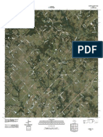 Topographic Map of Kurten