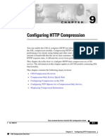 Configuring HTTP Compression