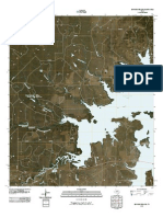 Topographic Map of Edwards Branch