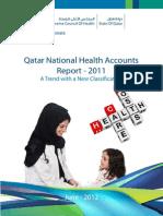 Qatar National Health Accounts (NHA) Report