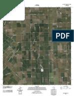 Topographic Map of El Campo