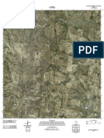 Topographic Map of El Chapote Creek