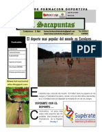 SACAPUNTAS 22 EDICION