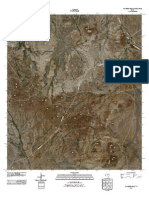 Topographic Map of Mayfield Hills