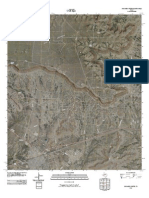 Topographic Map of McCamey North