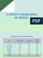 3 - Apresentação O CRÉDITO IMOBILIÁRIO NO BRASIL Sr Iorio