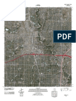 Topographic Map of Addison