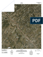 Topographic Map of Floresville