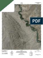Topographic Map of McCutchen Ranch