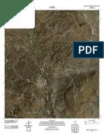 Topographic Map of Elephant Mountain