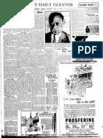 Economic Crops in Florida 1929