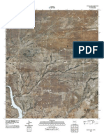 Topographic Map of Ross Ranch