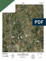 Topographic Map of Elm Mott
