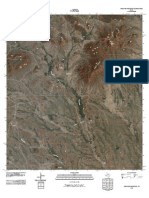 Topographic Map of McKinney Mountain