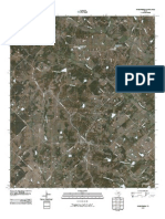 Topographic Map of Forestburg