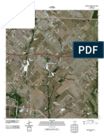 Topographic Map of Forney South