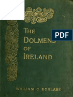 Dolmens of Ireland by William Borlase 1897 Vol I