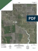 Topographic Map of Laureles Ranch