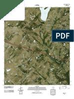 Topographic Map of Elmo