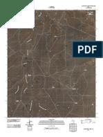 Topographic Map of Alamocitos Camp