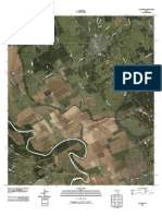 Topographic Map of Calvert