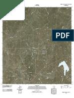 Topographic Map of Piedra Prada Tank