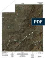 Topographic Map of Fort Davis SE
