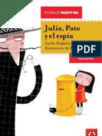 Julia Pat Oye Les Pia
