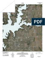 Topographic Map of Pilot Point