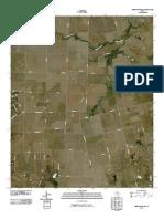 Topographic Map of Medicine Mound