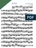Ferling - 18 Etudes for Oboe Op 12