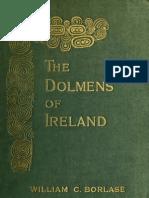 Dolmens of Ireland by William Borlase 1897 Vol III