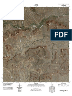 Topographic Map of Pine Mountain West
