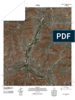 Topographic Map of Fort Lancaster