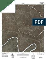 Topographic Map of Shumla