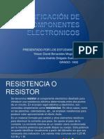 Componentes Electronicos Del Computador
