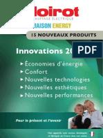 Catalogue Nouveautés Noirot 2012