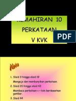 10 Perkataan v Kvk