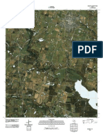 Topographic Map of De Leon