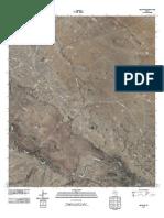 Topographic Map of Mentone